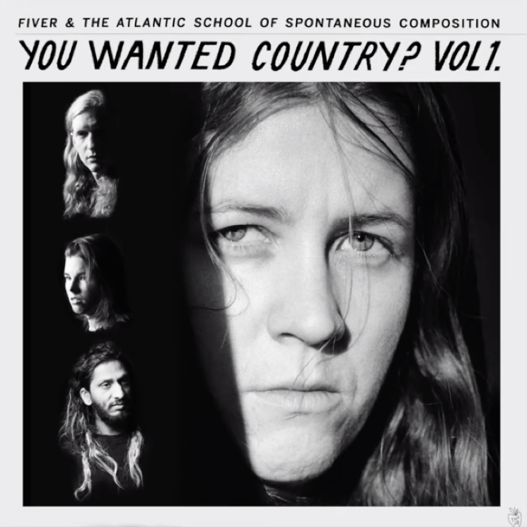 Fiver You Wanted Country? Vol. 1