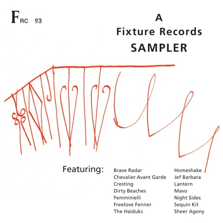Various 'A Fixture Records Sampler'