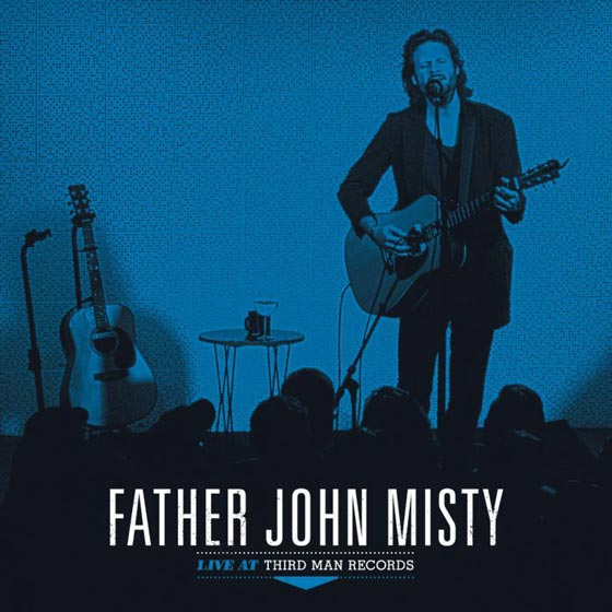 Father John Misty Details 'Live at Third Man Records' Album