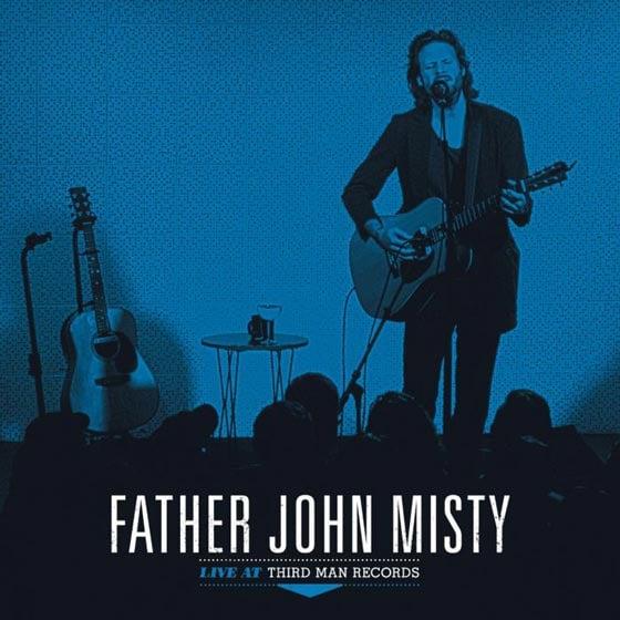Father John Misty Details 'Live at Third Man Records' Album