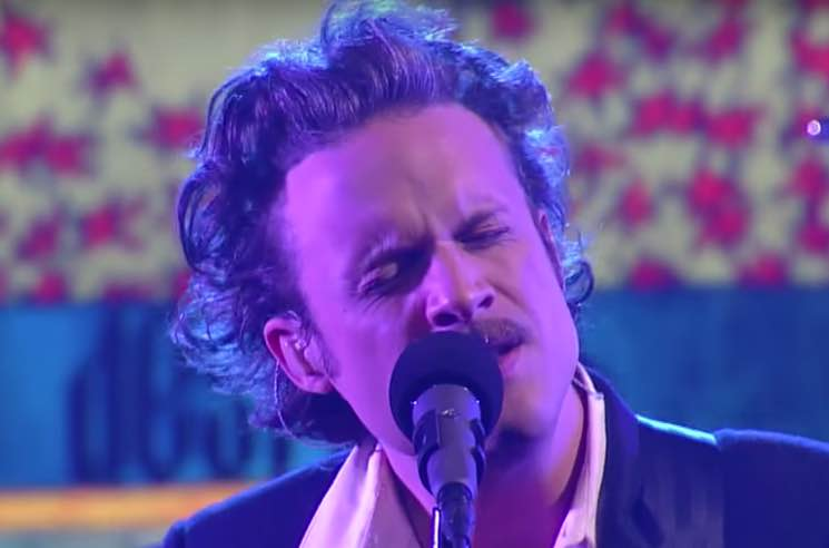 Father John Misty Expands North American Tour, Performs on 'Colbert'