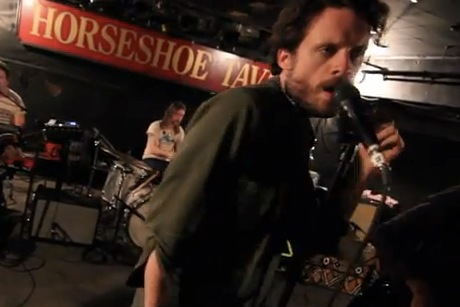 """Father John Misty Performs """"Nancy From Now On"""""""