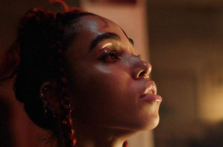 FKA twigs Shows Us Her Sword in Her Epic 'Sad Day' Video