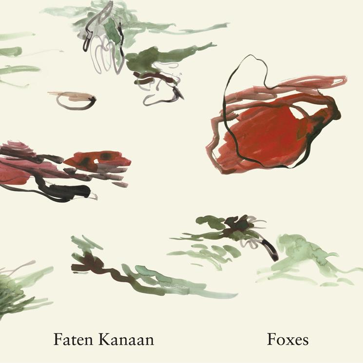 Stream Faten Kanaan's New Album 'Foxes'