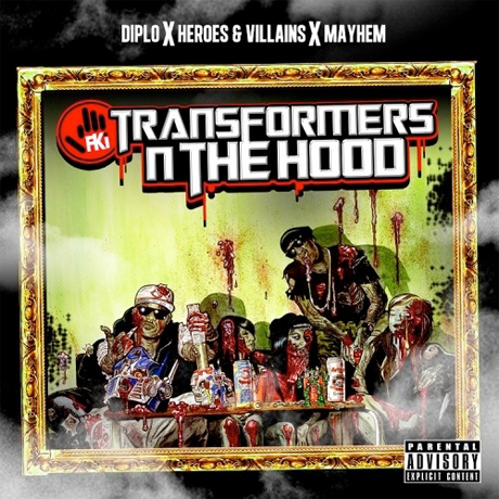 FKi 'Transformers N the Hood' mixtape