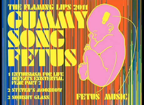 The Flaming Lips 'Gummy Fetus Songs' EP stream