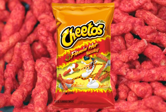 Flamin' Hot Cheetos to Be Immortalized with New Film