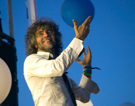 The Flaming Lips Royal Athletic Park, Victoria, BC, September 14