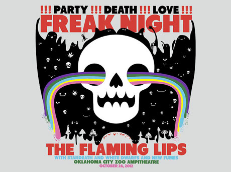 The Flaming Lips to Stream 'Freak Night' Film for 24 Hours Starting Tonight
