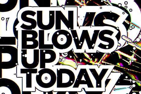 The Flaming Lips 'Sun Blows Up Today' (lyric video)