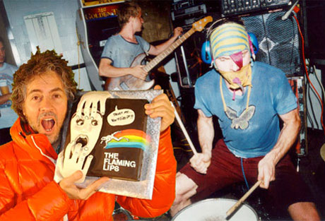 The Flaming Lips 'The Flaming Lips with Lightning Bolt' (EP stream)