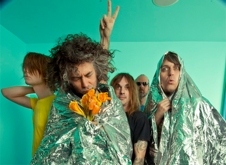 The Flaming Lips Working on New Studio Album