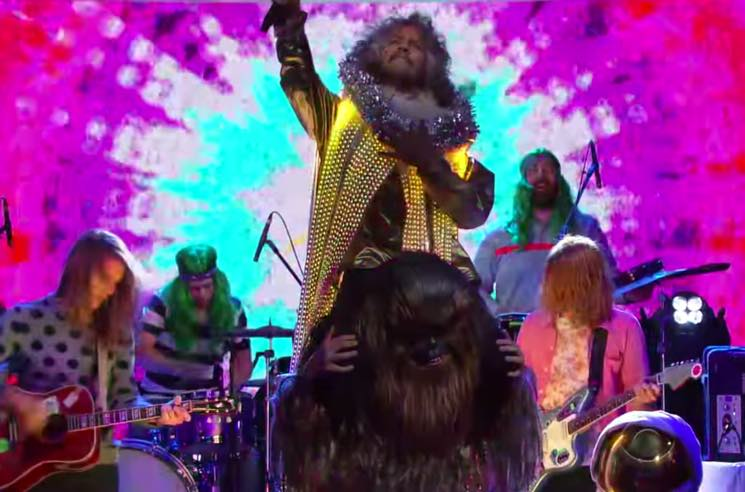Sled Island Adds the Flaming Lips