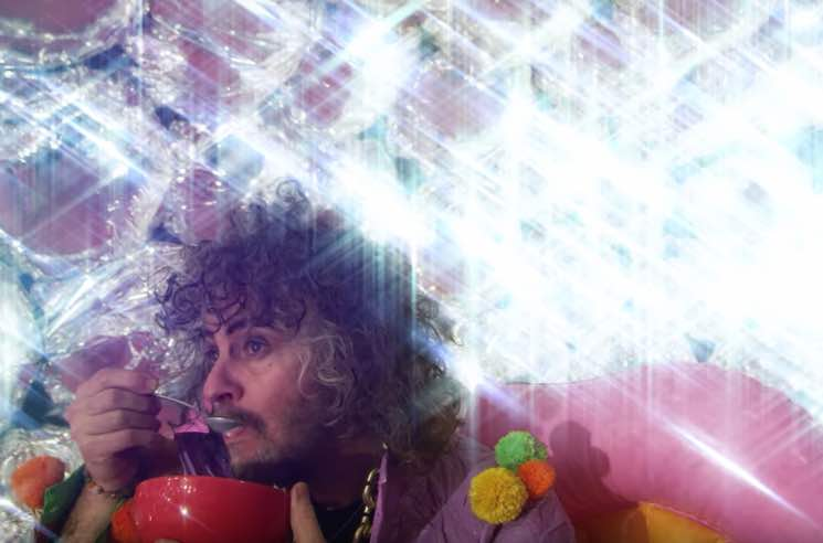 ​The Flaming Lips Bring Unicorn Magic to New Video and 'The Late Show with Stephen Colbert'