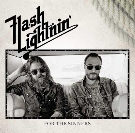 Flash Lightnin' 'For the Sinners' (album stream)