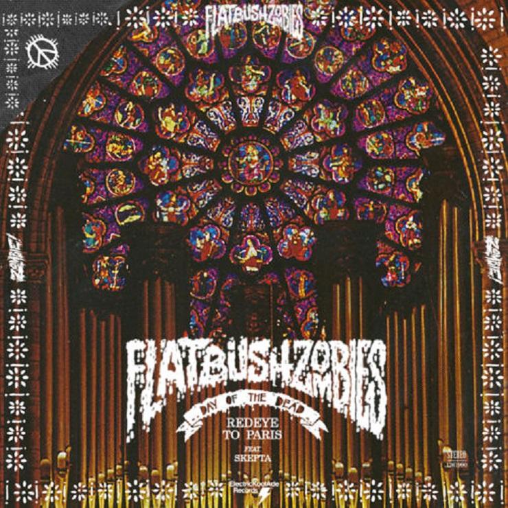 Flatbush Zombies 'RedEye to Paris' (ft. Skepta)