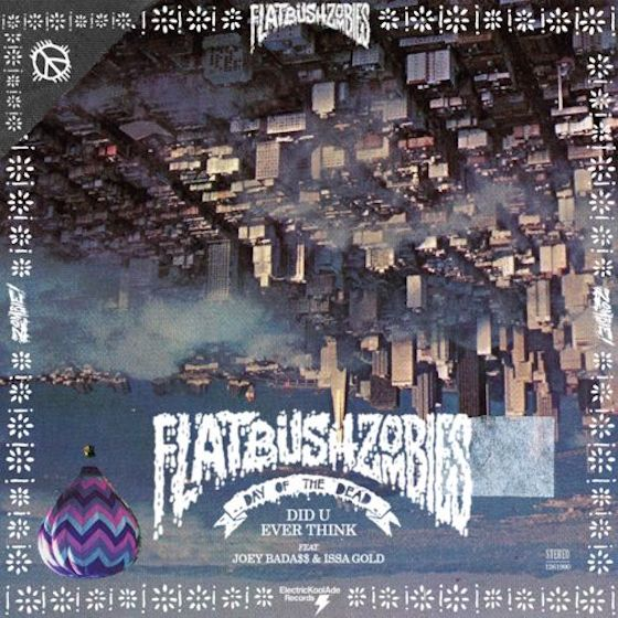 Flatbush Zombies 'Did U Ever Think' (ft. Joey Bada$$ and Issa Gold)