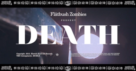 "Flatbush Zombies ""Death"" (video)"