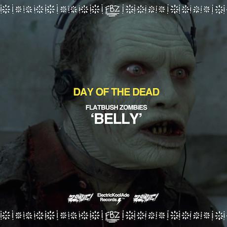 Flatbush Zombies 'Belly'