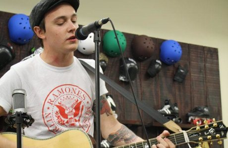 "The Flatliners Perform ""Monumental"" (acoustic)"