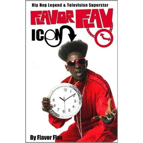 Flavor Flav to Issue Memoir in March