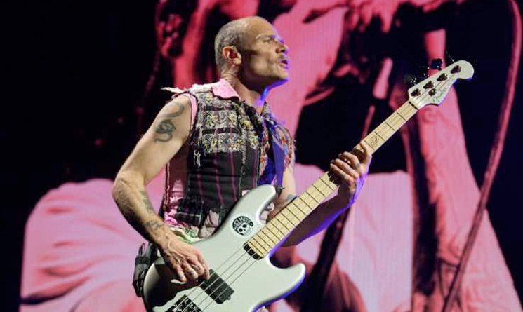 Red Hot Chili Peppers' Flea Set to Release New Memoir
