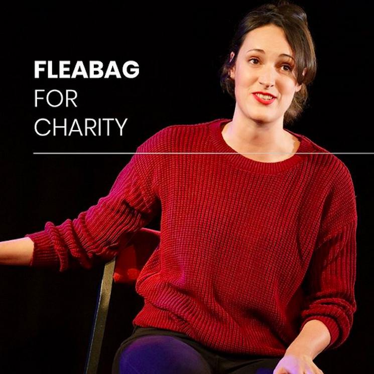 Phoebe Waller-Bridge Is Releasing Her 'Fleabag' Theatre Show for Charity