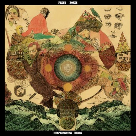 Fleet Foxes Announce Sophomore Album