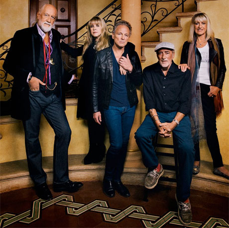 "Fleetwood Mac Expand ""On With the Show""  Tour Even Further, Add Vancouver Date"