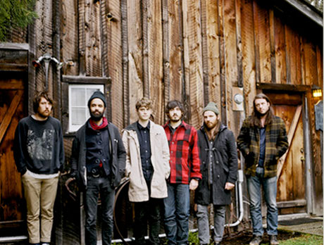 Fleet Foxes Expand Tour, Add Toronto Date