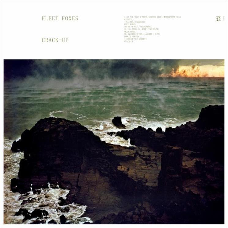 Fleet Foxes Announce 'Crack-Up' LP, Share New Song