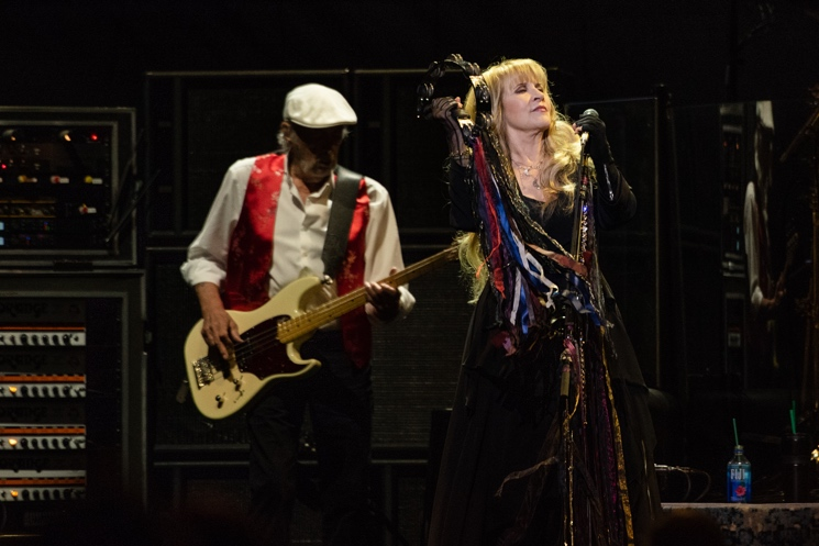 Fleetwood Mac Canadian Tire Centre, Ottawa ON, November 3