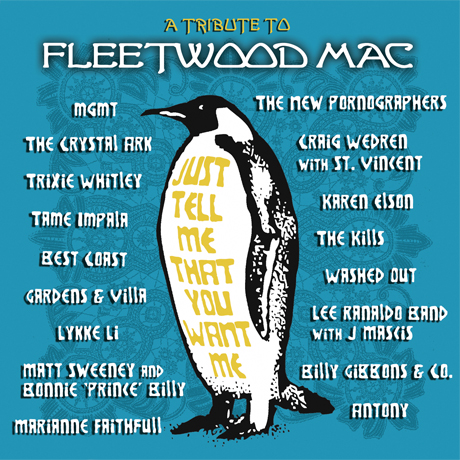 Various 'Just Tell Me That You Want Me' (Fleetwood Mac tribute) (album stream)