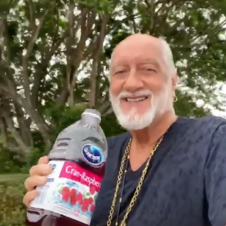 Mick Fleetwood Recreates Viral 'Dreams' TikTok