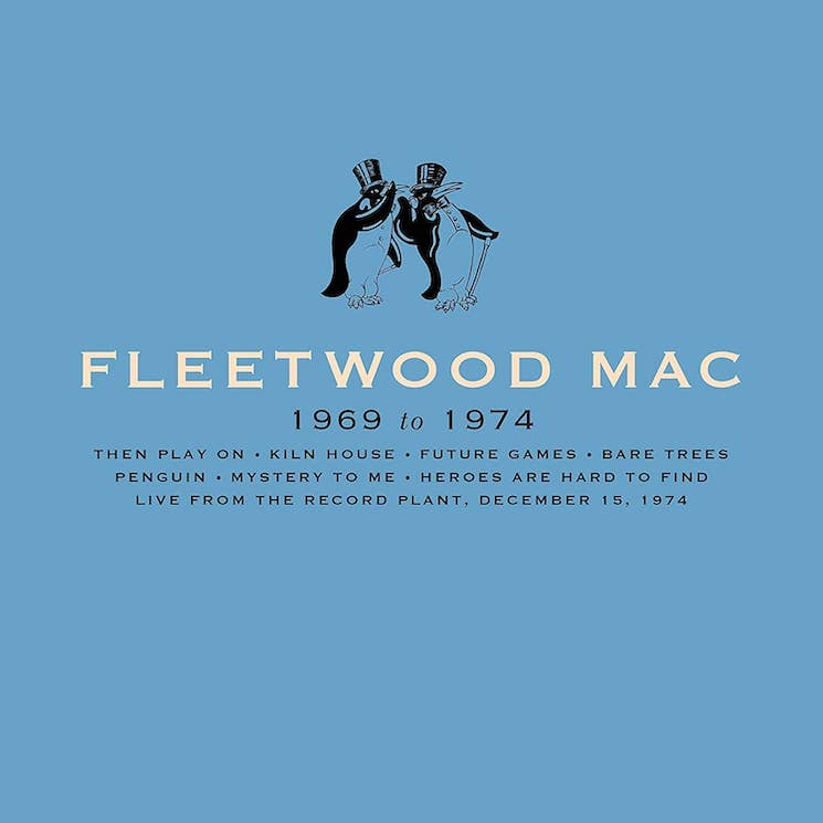 Fleetwood Mac Celebrate Their Early Years with '1969 to 1974' Box Set