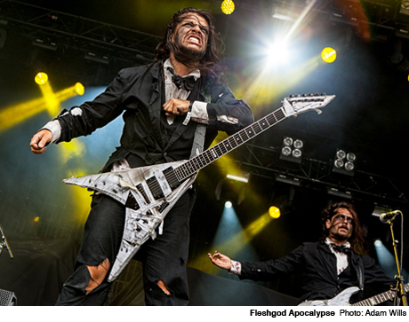 Fleshgod Apocalypse Downsview Park, Toronto ON August 12