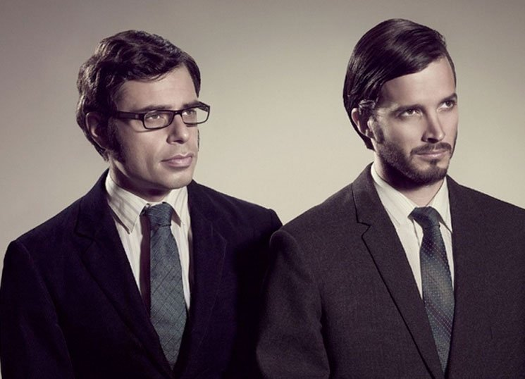 Flight of the Conchords Plotting Movie, Tour