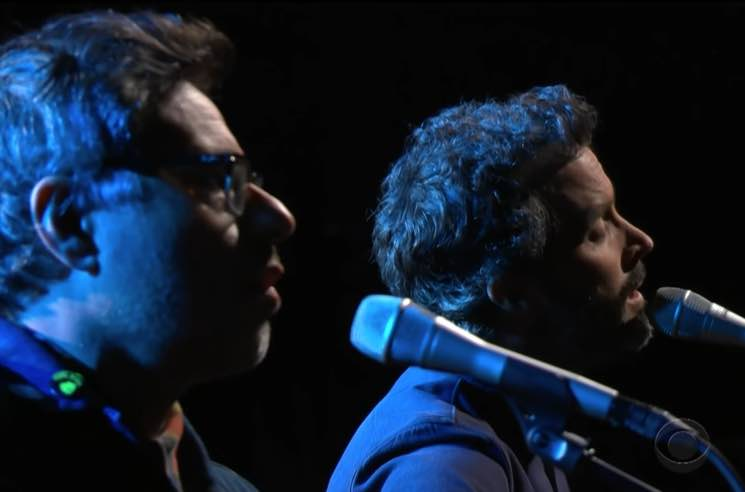 ​Flight of the Conchords Debut New Song on 'Colbert'