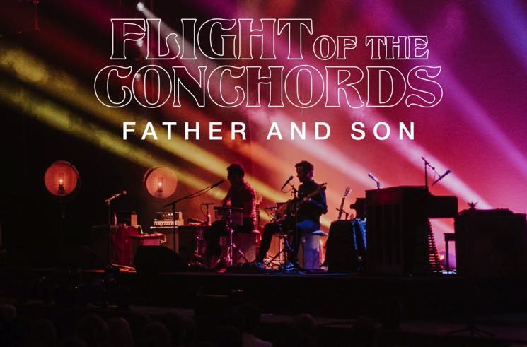 "​Flight of the Conchords Unveil ""Father and Son"" from HBO Special"