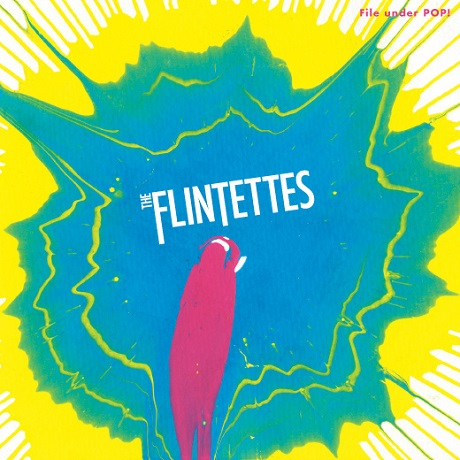 The Flintettes 'Open Your Eyes' (EP stream)