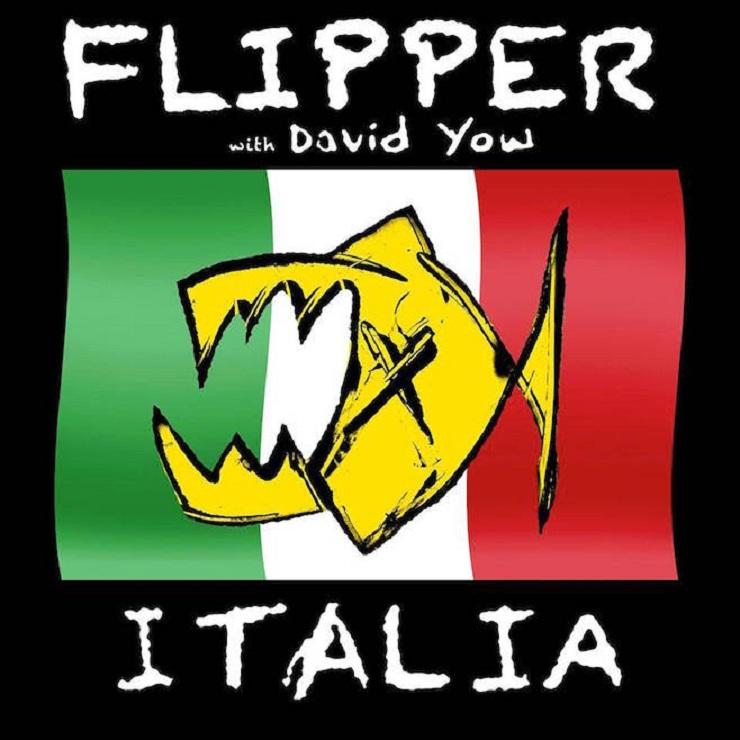 Flipper Enlist the Jesus Lizard's David Yow for Italian Tour