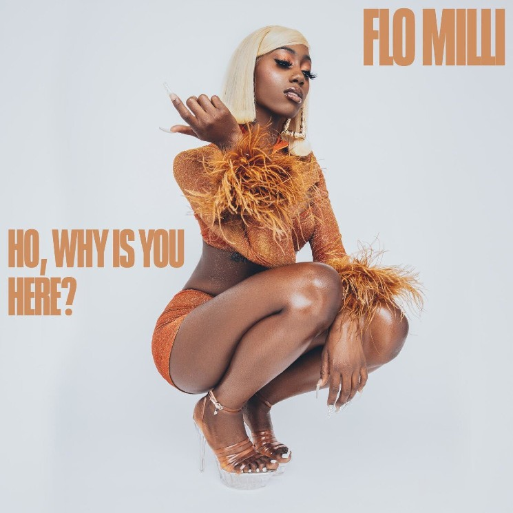 Flo Milli's Confidence Is Infectious on Debut Mixtape 'Ho, why is you here ?'