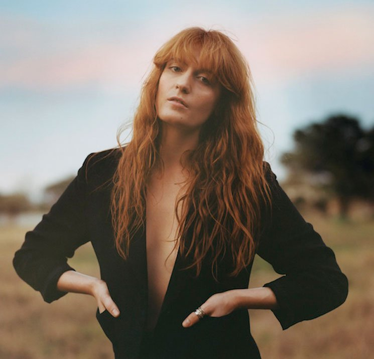 "Florence and the Machine ""Where Are Ü Now"" (Jack Ü and Justin Bieber cover)"