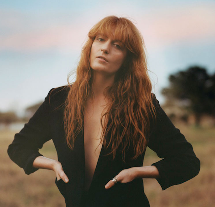 Florence Welch (of the Machine) The Exclaim! Questionnaire