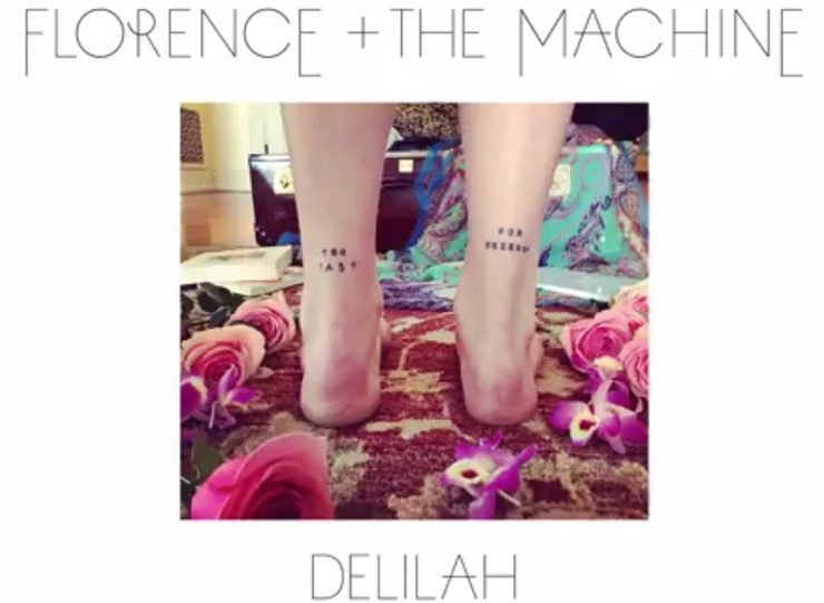 "Florence and the Machine ""Delilah"""