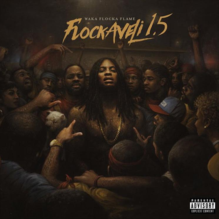 Waka Flocka Flame 'Flockaveli 1.5' (mixtape)