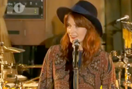"Florence and the Machine ""Take Care"" (Drake cover)"