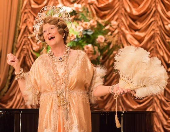 Florence Foster Jenkins Directed by Stephen Frears