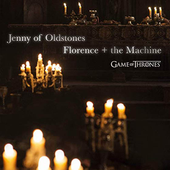 Florence and the Machine Premiere 'Jenny of Oldstones' on 'Game of Thrones'