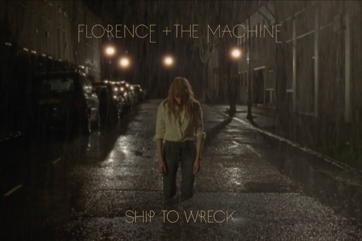 """Florence and the Machine """"Ship to Wreck"""""""